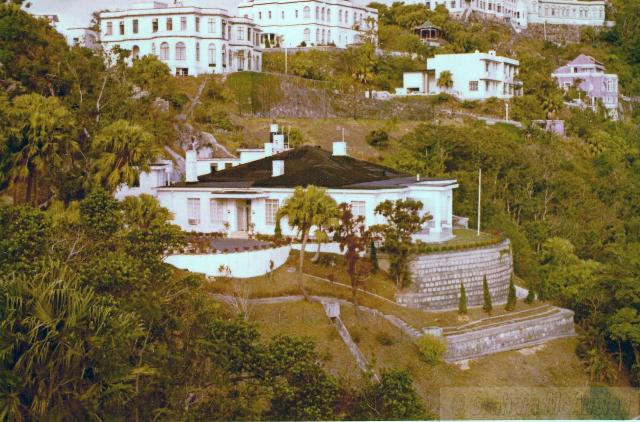 """The Bluff"" on Gough Hill Road The Peak  RBL 25 - Circa 1971"