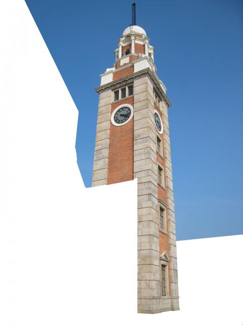 KCR Clocktower (masked)