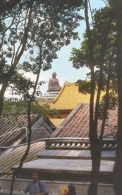 1991 - Po Lin Monastery and Tian Tan Buddha