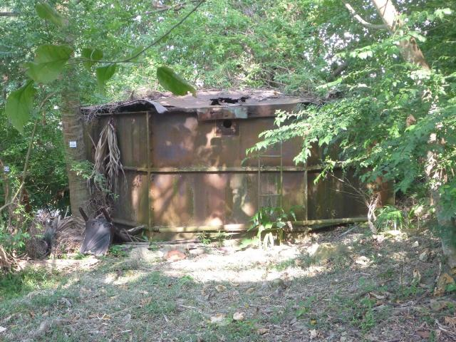 Old water tank?