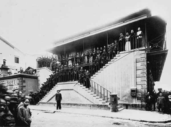 1880s Harbour Master's Office