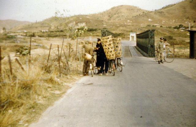 1950s Frontier Checkpoint