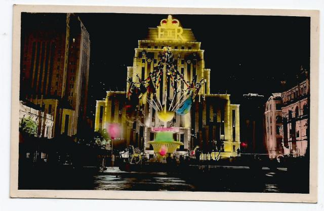 1953 Coronation decorations HK 3.jpg