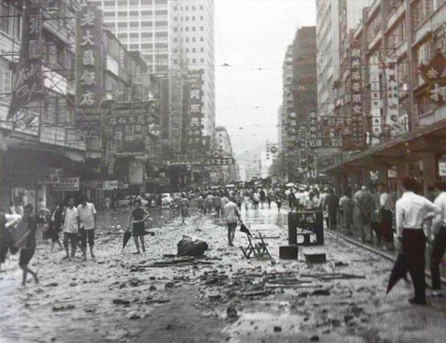 1966 King's Road (After the Rains)