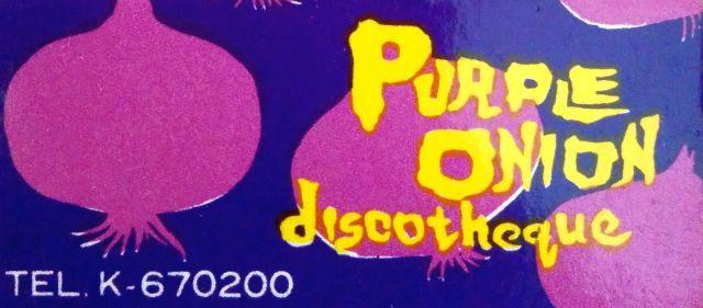 Purple Onion Discotheque