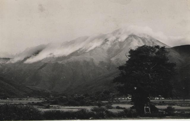 View from Silver Mine Bay towards Lantau Mountain Camp