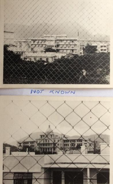 Building views -not known -1958. Now Identified as La Salle College.(Bottom photo only)