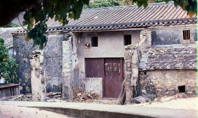 1981 - Fan Lau village