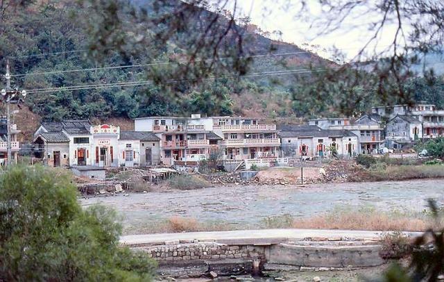 1984 - New Territories village