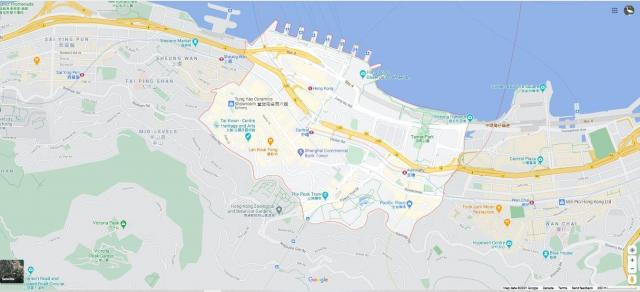Google Map Central District