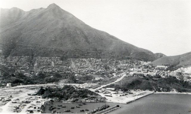 Chaiwan From Cape Collinson Road.