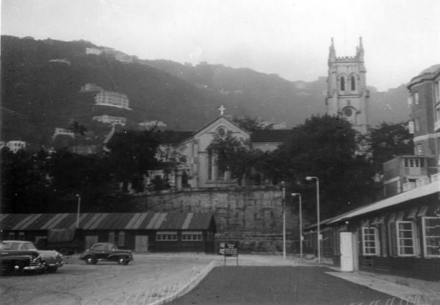 Cheero Club and Cathedral.