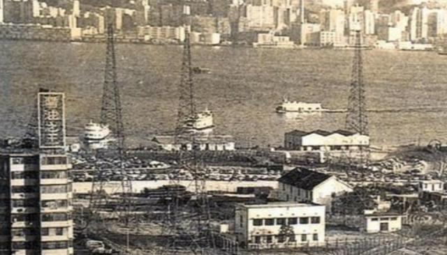 Former Hung Hom Piers