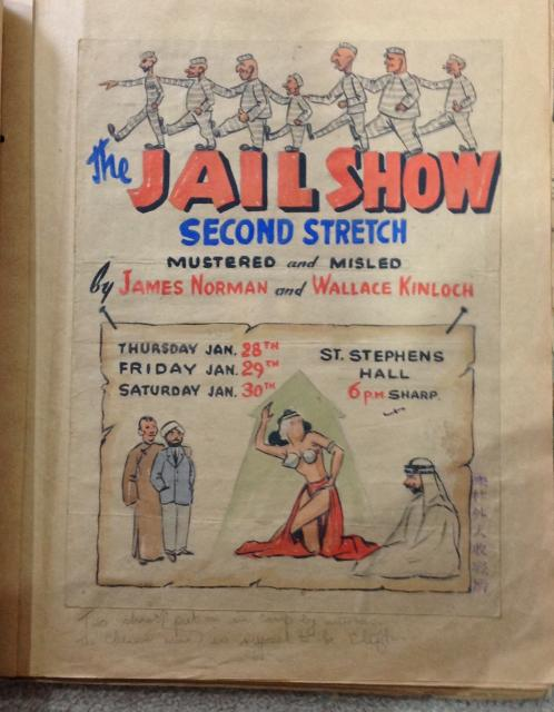 The Jail Show poster