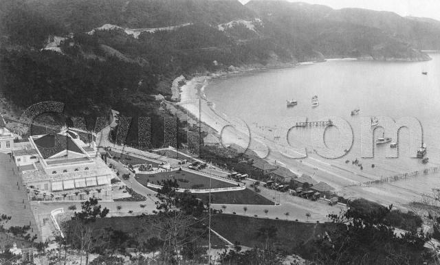 1920s Swimming at Repulse Bay