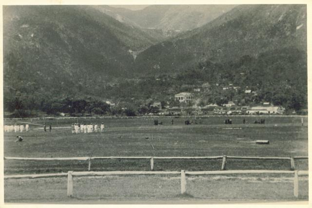 The Wong-Nei-Cheong Valley and Race Course