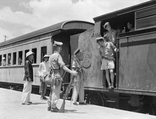 KCR-1945-29 Sept-first-train-after liberation