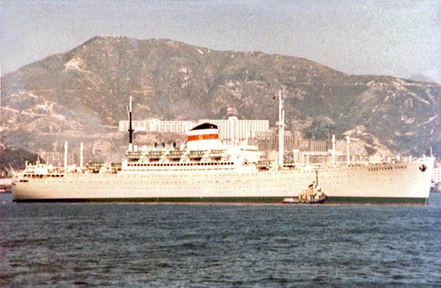 Russian liner-1970s-which one?