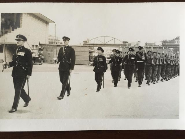 Royal Hong Kong Regiment, Governor's salute