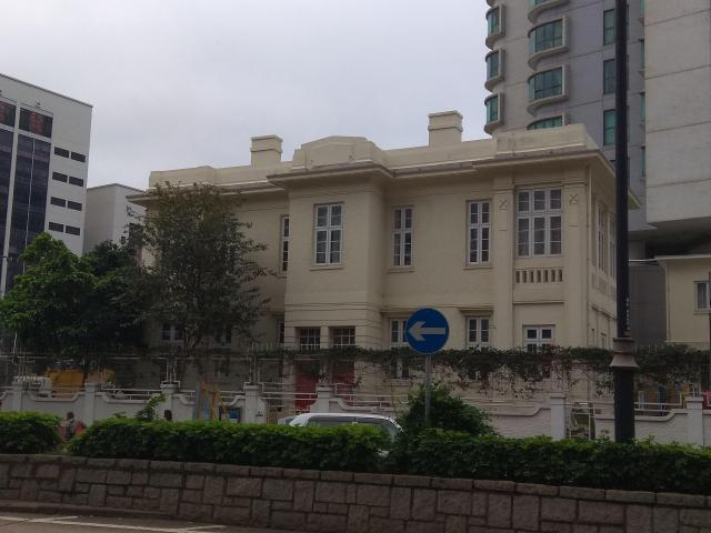 Kowloon Union Church Manse