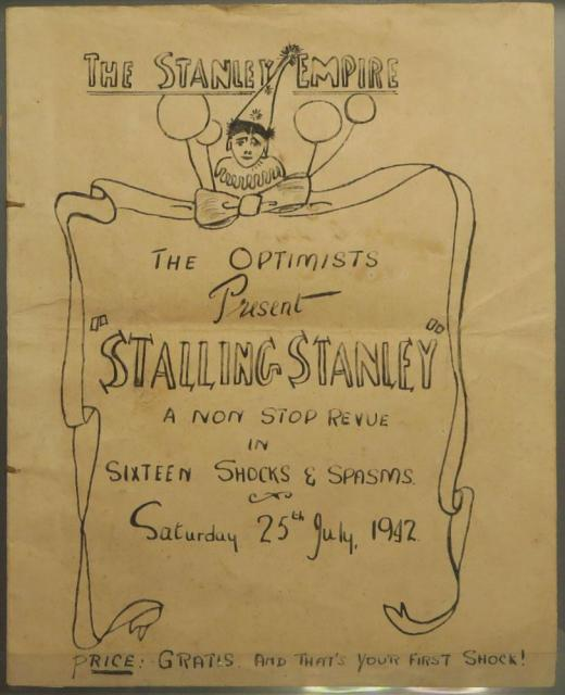 """Stalling Stanley"" at The Stanley Empire"