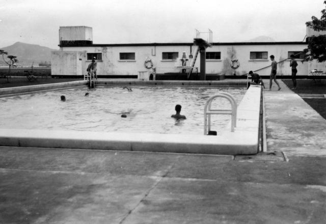 Kai Tak pool Oct 54.