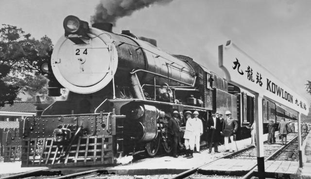 Poster-KCR-steam-locomotive-K2-project-not-what it seems to be