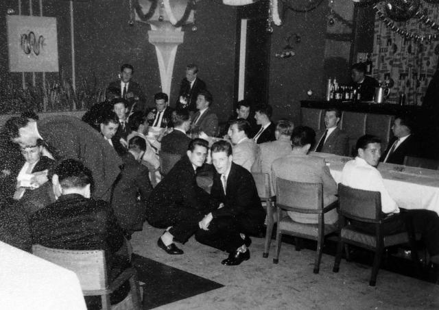 Savoy A Watch dinner 28 Dec 1957 f.