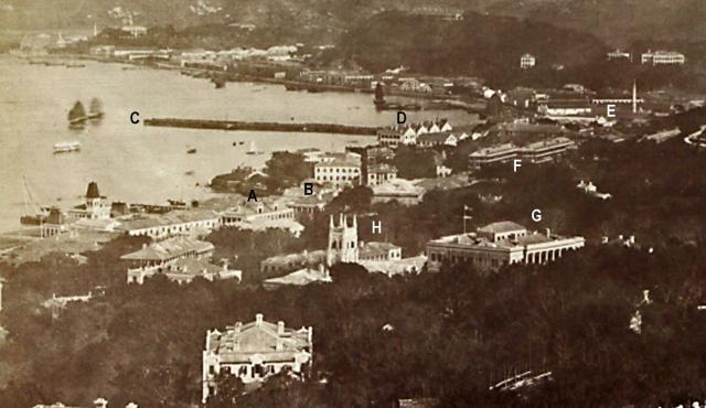 Wanchai 1879 (annotated)