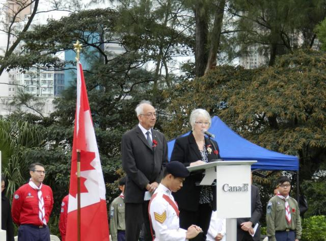 Z. Speaking at the remembrance service.jpg