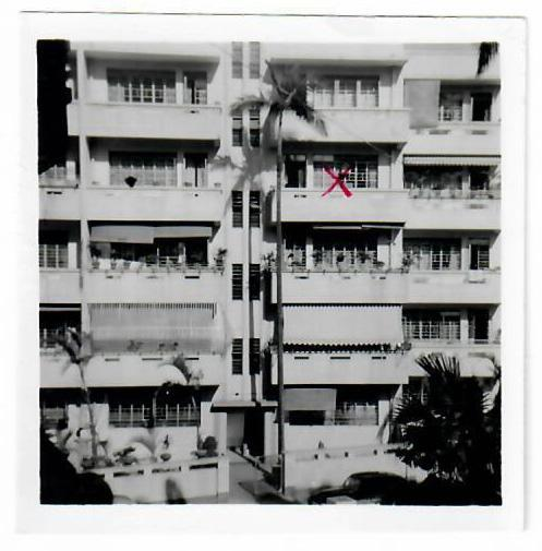 24 Austen Avenue, Kowloon 1952 - 1953.
