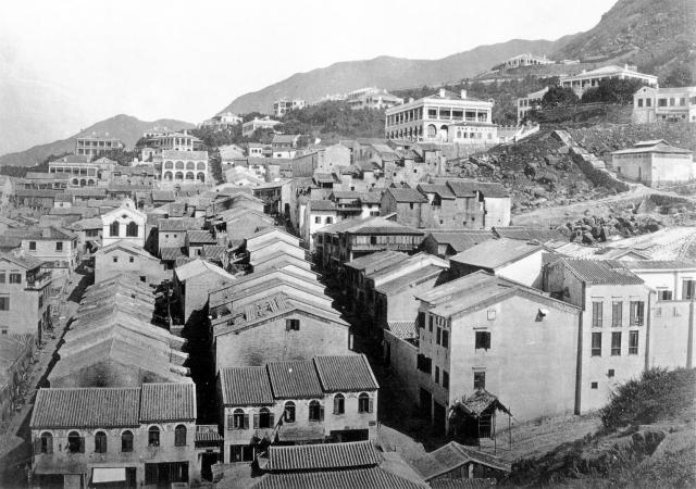 Tai Ping Shan in the 1870s