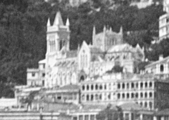 c. 1906 Roman Catholic Cathedral and bell tower