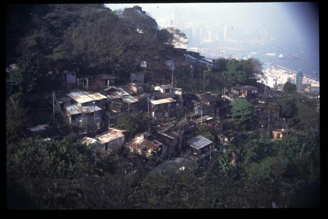 Nga Choi Hang Squatter Village