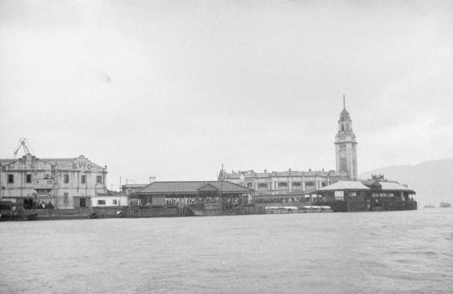Star Ferry Terminal, TST and KCR Terminus