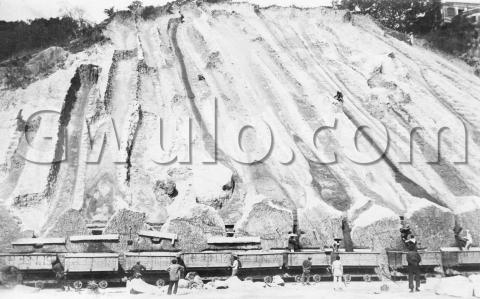 1920s Excavation of Morrison Hill