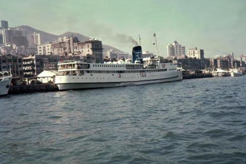 Ferry to Macau ca.1965