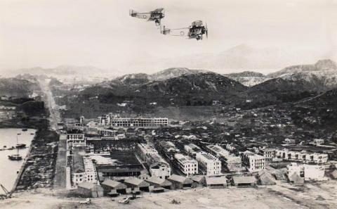Photos of Kai Tak Airfield / Airport [????- ] | Gwulo: Old
