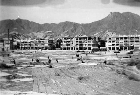 1950 Kowloon City Bus Terminus