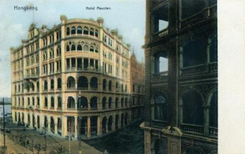 1910s Hotel Mansions
