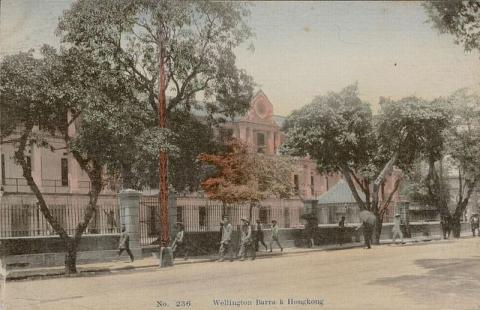 1910s Wellington Barracks