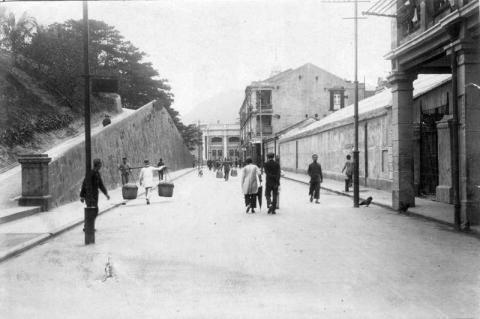 1920s Canton Road