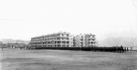 1930s Sham Shui Po Barracks and Jubilee Buildings
