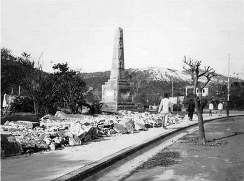 1930s The Monument