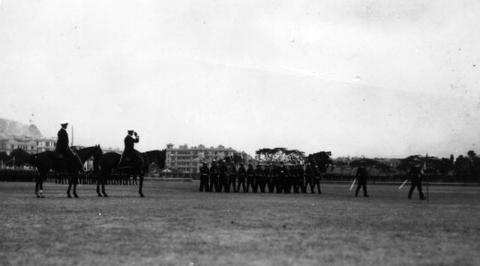 1938 Happy Valley Parade