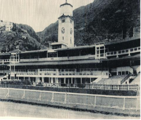 1941 Stands at Happy Valley