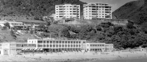1950s Repulse Bay Beachfront