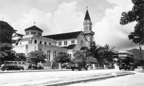 1950s St Teresa's Church
