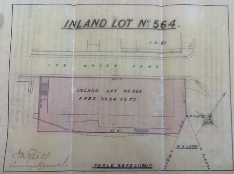 Inland Lot 564 - the Ice House