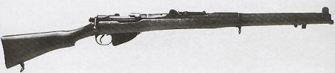 Lee Enfield .303 rifle